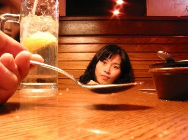 Forced Perspective Photography - ops...