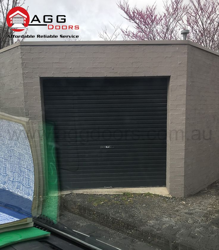 New motor installation for customer's roller door in Richmond. 👏 #RollerDoor #GarageDoorService #Richmond #GarageDoorMelbourne #AGGDoors