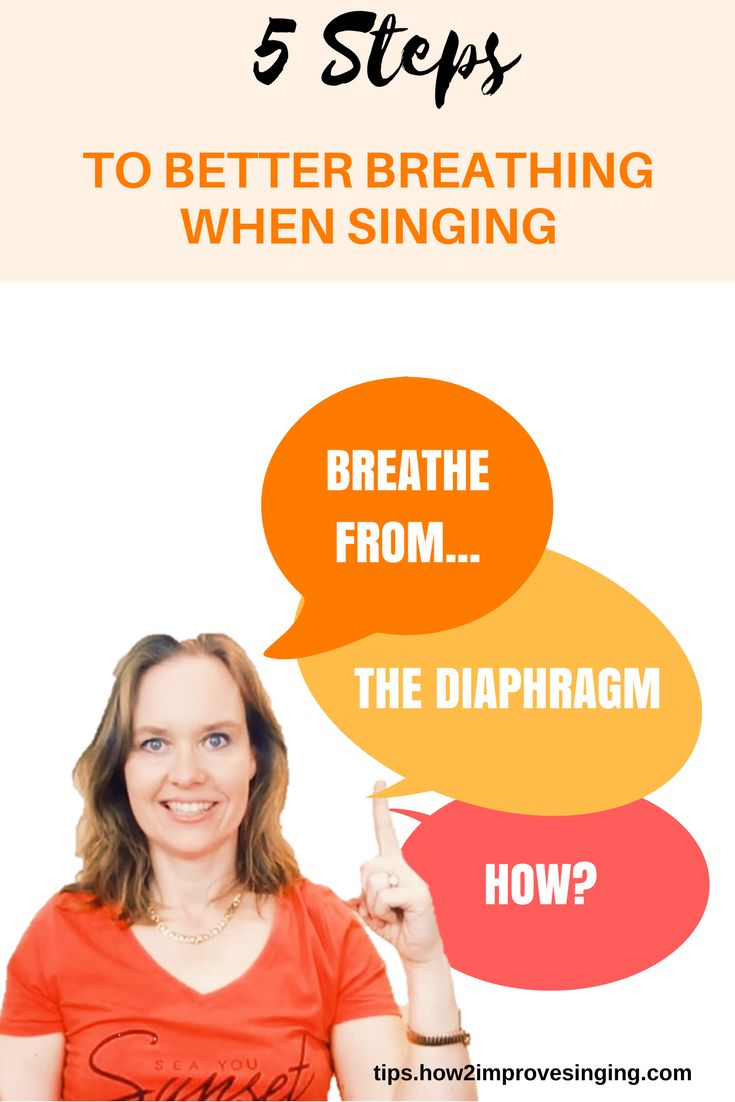 Do you breathe properly when singing? Learn how you can tell if you are doing it right: https://tips.how2improvesinging.com/breathing-techniques-for-singing-2/