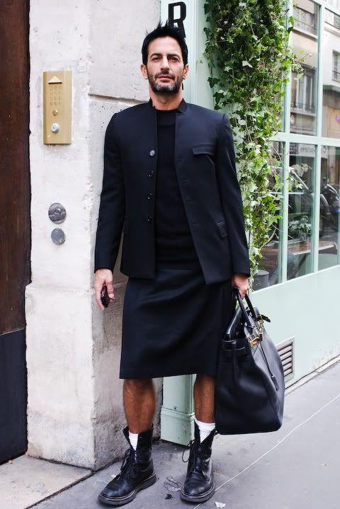 Marc Jacobs + skirt