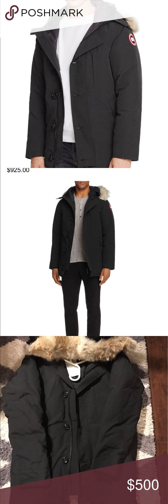 Canada Goose Brand New Coat Get this from Neiman Marcus Last Call, Never worn, Brand New With Tag.  Size is XL Canada Goose Jackets & Coats Bomber & Varsity