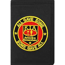 "KIA ""Some Gave All"" Wallet - Meach's Military Memorabilia & More"