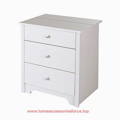 South Shore Vito Nightstand with Charging Station and Drawers, Pure White  BUY NOW     $126.39    The Vito night stand features modern convenience and transitional craftsmanship, for a great blend of minimalist style and fu ..  http://www.homeaccessoriesforus.top/2017/03/04/south-shore-vito-nightstand-with-charging-station-and-drawers-pure-white/