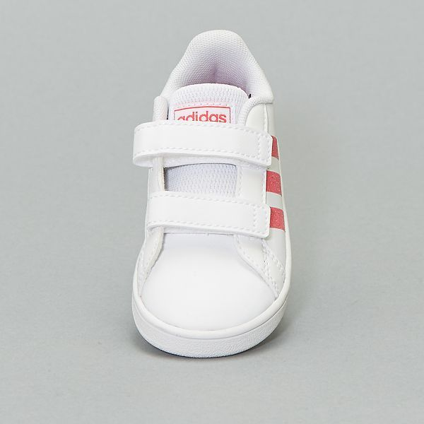 Baskets 'adidas' pailletées | Baskets adidas, Chaussures