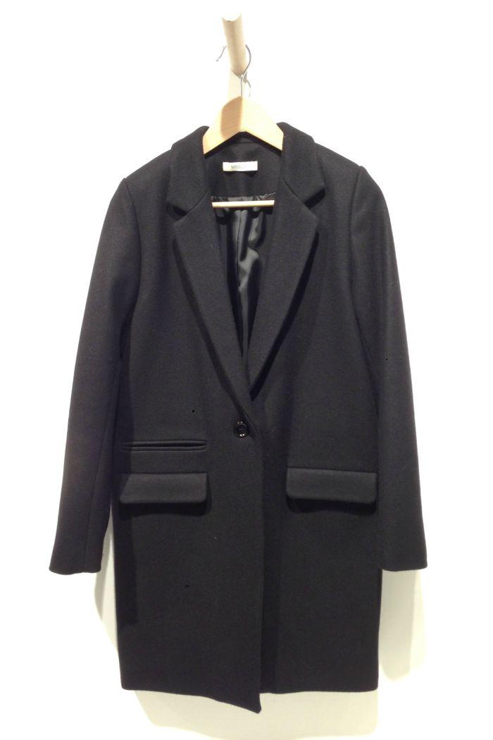 Manteau #sessun #onsale en exclusivité chez #matieresareflexion #black #coat