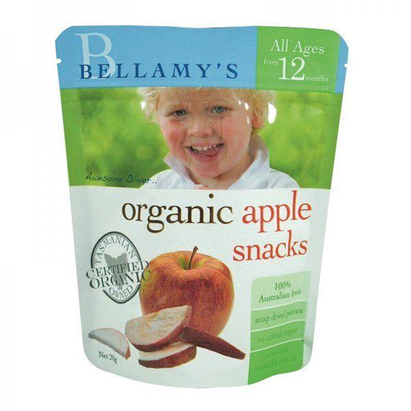 Organic Apple Snacks
