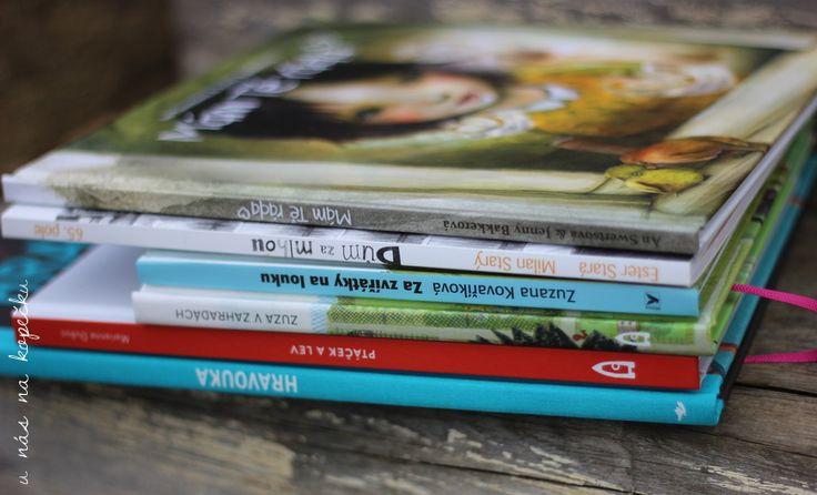U nás na kopečku: knižní okénko a čtenářská dílna