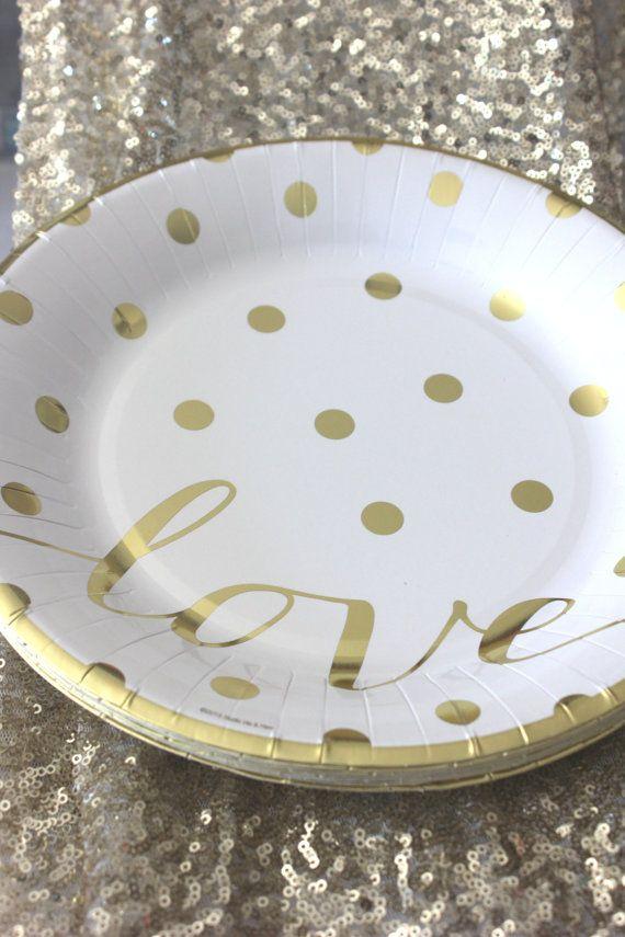 Best 25+ Wedding paper plates ideas on Pinterest | Modern ...