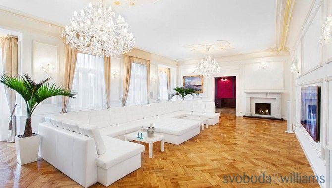 Four-bedroom (5 + 1) Apartment, Polská, Prague 2 - Vinohrady