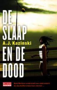 (2015) Vrij Nederland: ***** Tip van Greet en Nancy, 5*: A.J Kazinski - De slaap en de dood - Niels Bentzon, gijzelingsonderhandelaar bij de politie van Kopenhagen, moest haar aan het praten zien te krijgen. Maar het is hem niet gelukt. Ze sprong toch haar dood tegemoet. Niels blijft alleen achter op de brug: wie was zij en waar vluchtte ze voor?