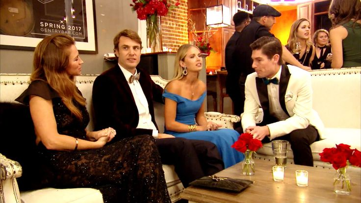 Southern Charm: Tensions boil over between Shep Rose and Craig Conover.