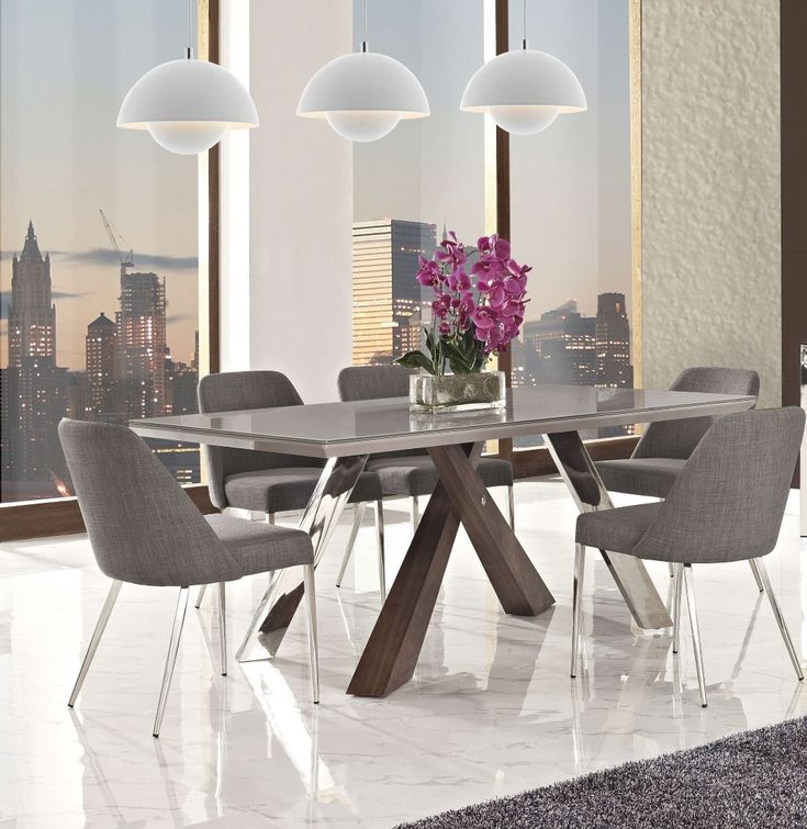 Vanda Dining Table and Chairs