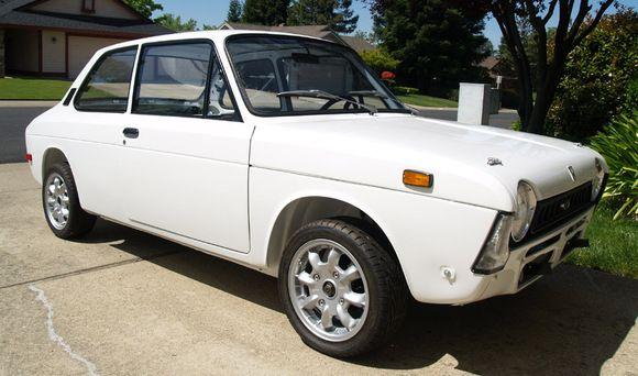 1970 Subaru FF-1