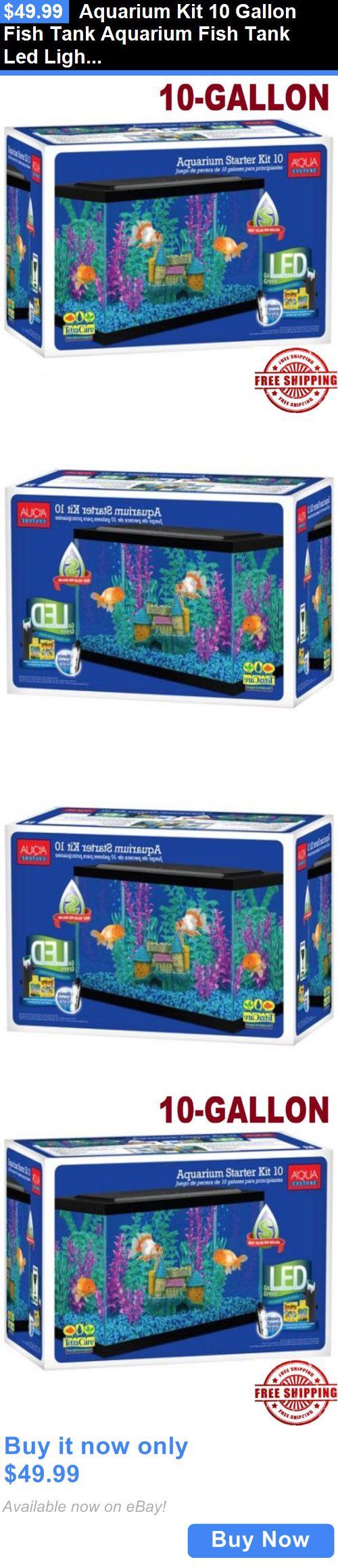 1000 ideas about 10 gallon fish tank on pinterest fish for Buy fish tank
