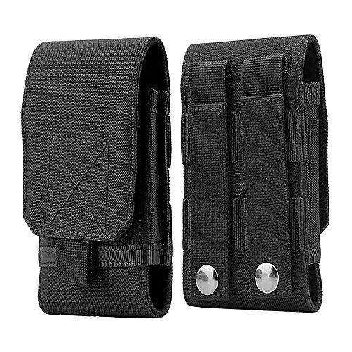 Oferta: 7.99€ Dto: -45%. Comprar Ofertas de VANKER Ejército Camo Bolsa de cinturón para uso táctico de la pistolera del teléfono móvil del bolso -- Negro barato. ¡Mira las ofertas!