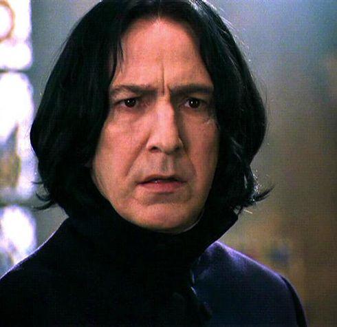 #12: Severus Snape