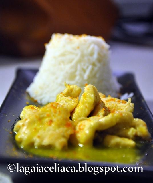 pollo all'arancia #recipe #juliesoissons
