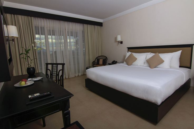 Deluxe Sea View with King Size Bed Grand Luley Resort Manado