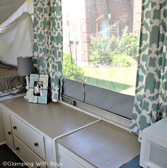 32 Best Camper Curtains Amp Windows Images On Pinterest