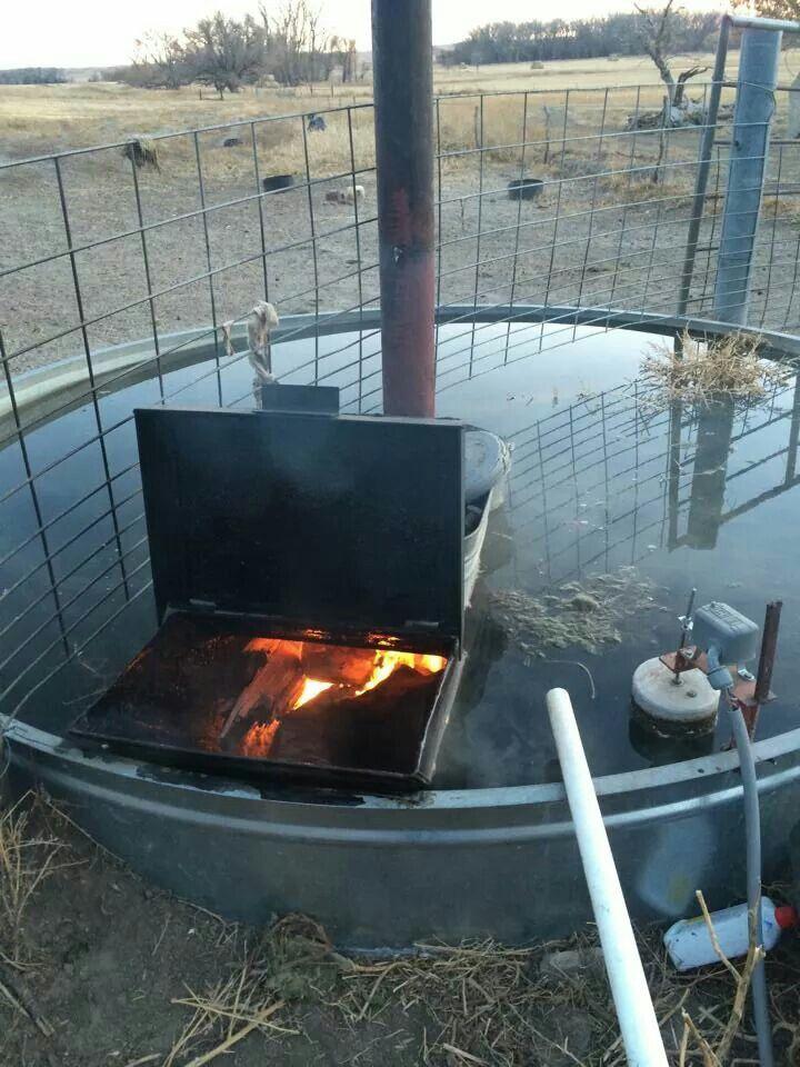 1000 Ideas About Stock Tank Heater On Pinterest Stock Tank Hot Tubs And Pole Barn Kits