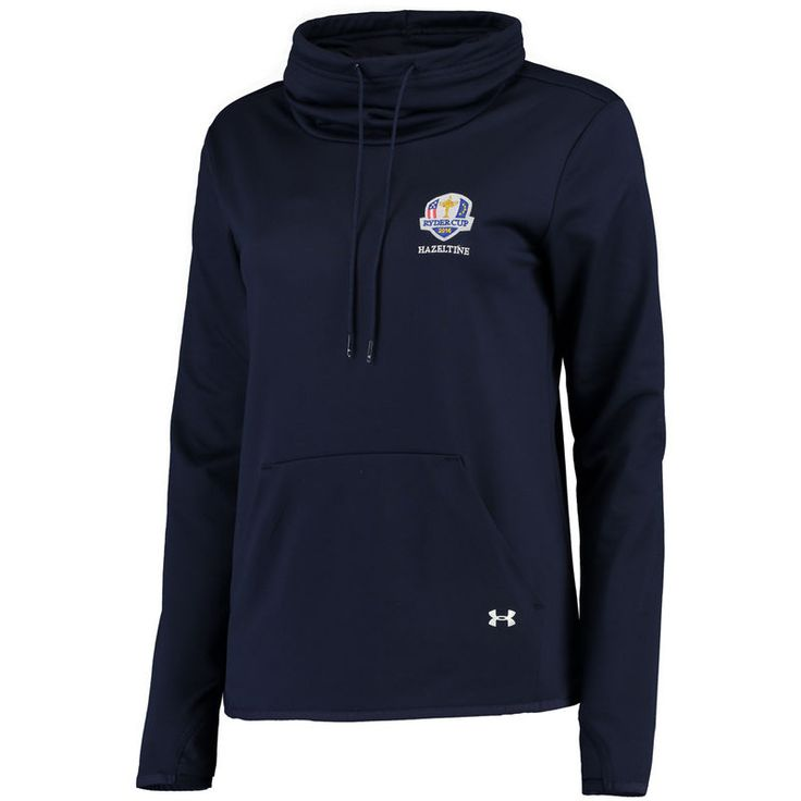 Ryder Cup Under Armour Women's 2016 Ryder Cup Performance Pullover Sweatshirt - Navy