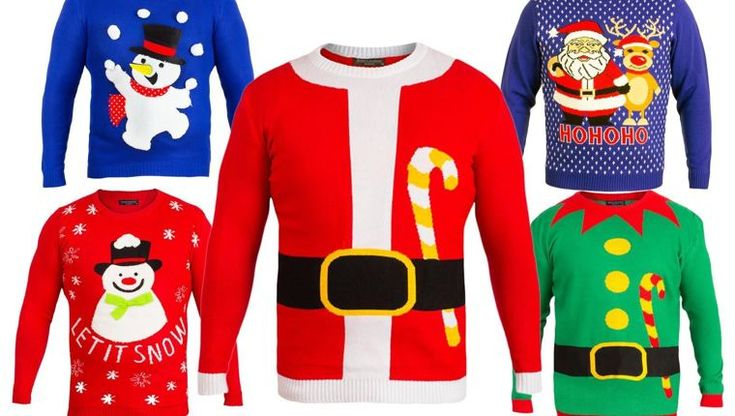 We've been out scouring the high street and online stores to find the best novelty Christmas jumpers for 2014 – all which you can bag for under £20