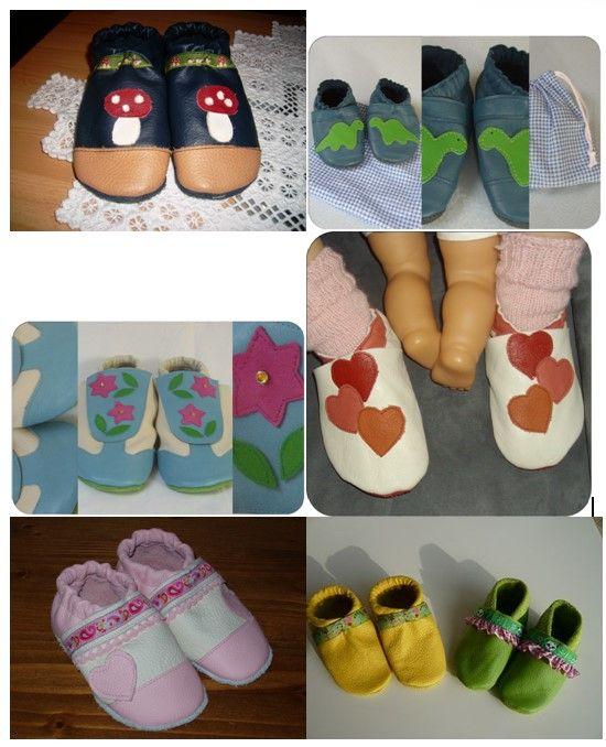 Als meine Kinder mit dem Krabbeln und Laufen begannen, habe ich einen Schnitt für Puschen entwickelt, um den Füßen zwar einen natürlichen Schutz zu geben, sie jedoch nicht in ein Fußbett zu zwängen. Mittlerweile können sie längst...