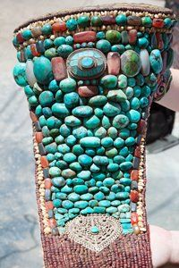 Choosing #Turquoise #Gemstone #Jewellery -Worn and used by the ancient Egyptians, the Aztecs, Persia and ancient China and one of the oldest gems known to date, #turquoise was used my many cultures and believed to promote health and offer protection to its wearer.
