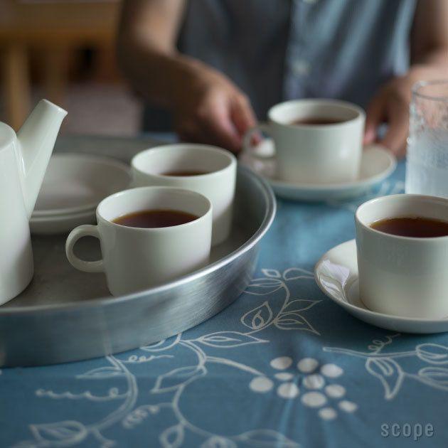 iittala(イッタラ)のティーポット・お茶グッズ「iittala   Teema ティーカップ、ティーポット」をscope(スコープ)で購入できます。暮らしを素敵にするモノを集めたショッピングモール、キナリノモール。