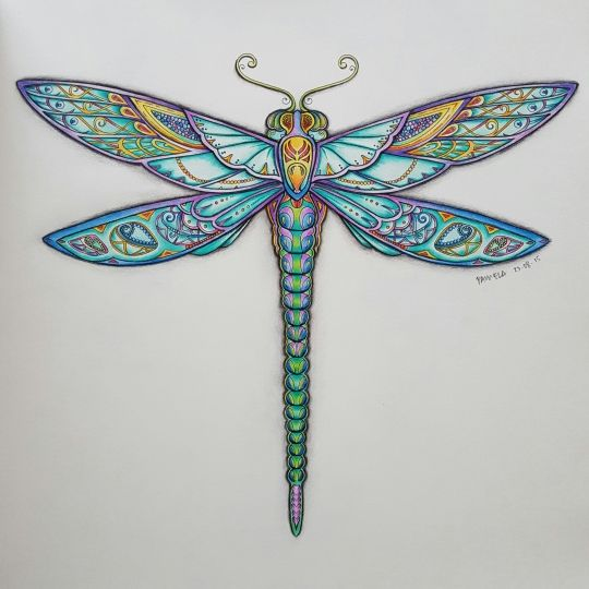Johanna Basford | Picture by Pamela Peng | Colouring Gallery