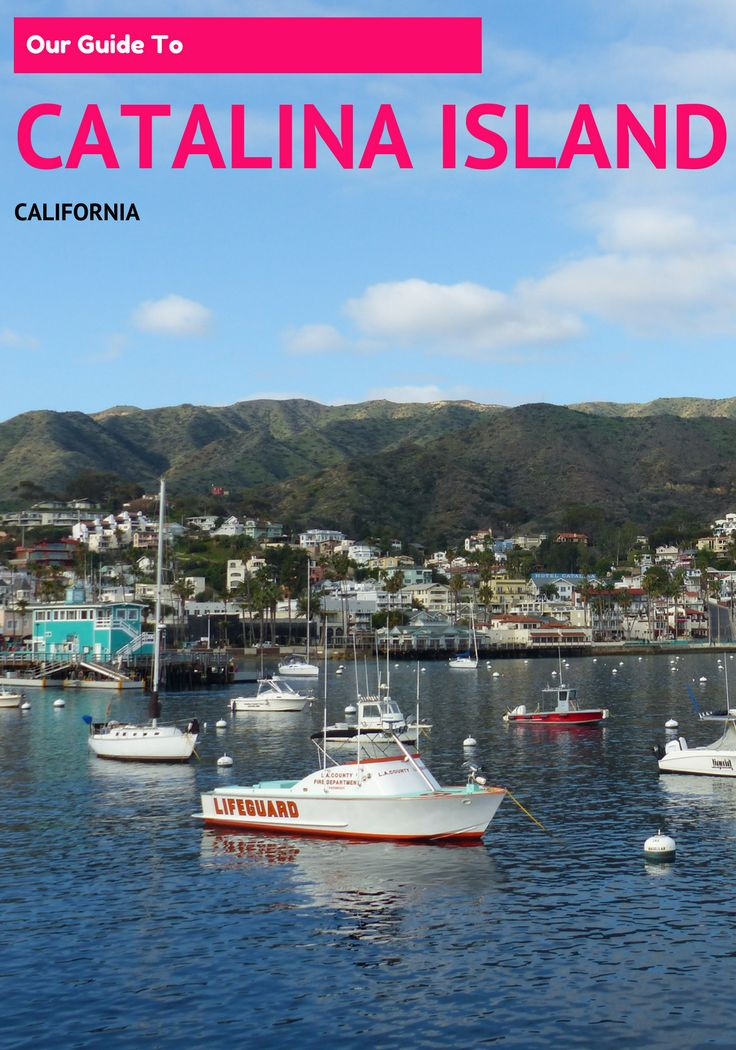 Our guide to visiting Catalina Island including the top things to do in Catalina Island and visiting Catalina Island with kids