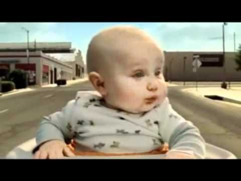 Hp Baby commercial - cutest commercial ever made!