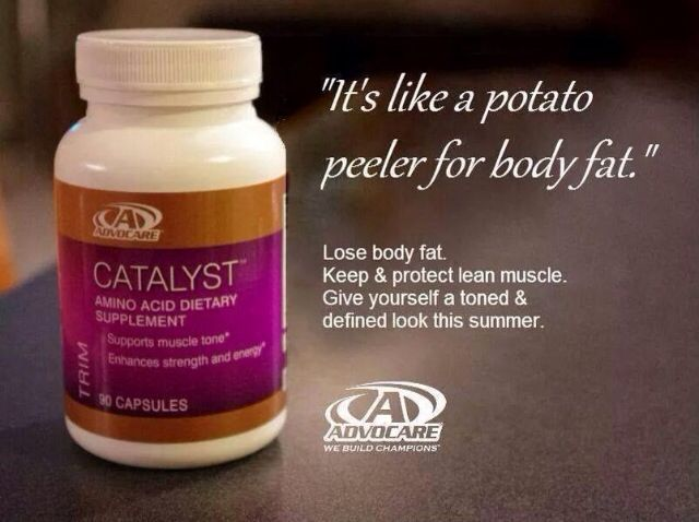 Catalyst  Check out all of the great benefits this product can have for you.  To find out more information and to order products visit: https://www.advocare.com/160712874/