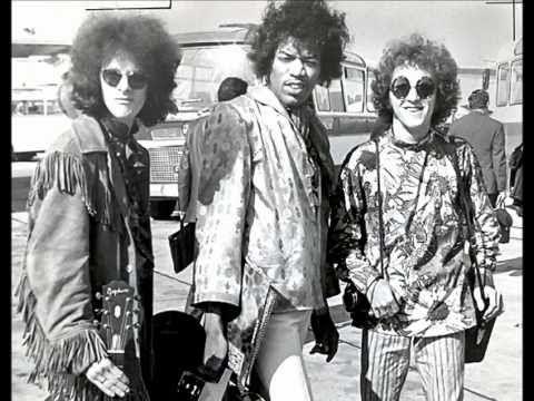 [HD] Jimi Hendrix - Red House (Studio)  - U.S. Smash Hits Version