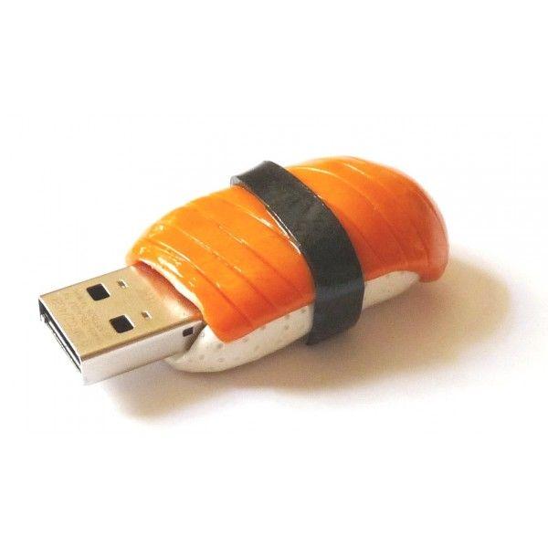 Clé USB sushi 4GO - La boite à couture