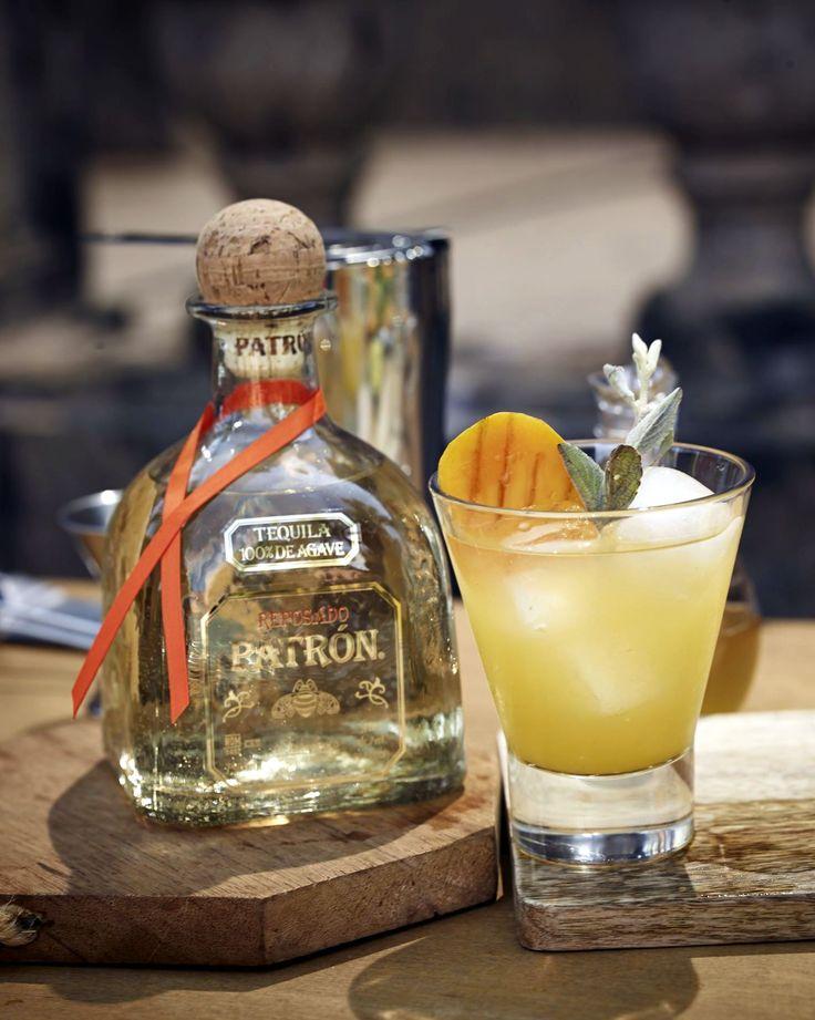 Herbal Margarita: The Resting Garden Margarita by Ryan Brown | #margaritas #cocktails