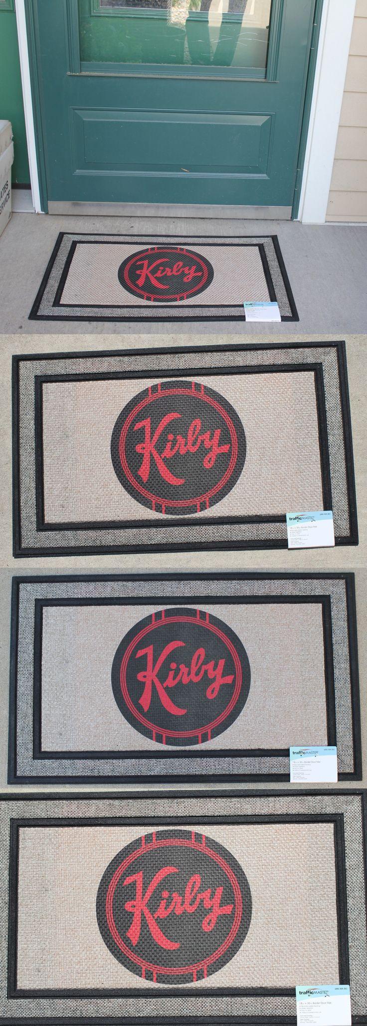 Vintage Vacuums 115993: Kirby Vacuum Cleaner Rug Floor Door Mat -> BUY IT NOW ONLY: $65 on eBay!