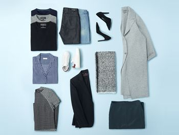「着回しができる服」は「持っていていい服」です。