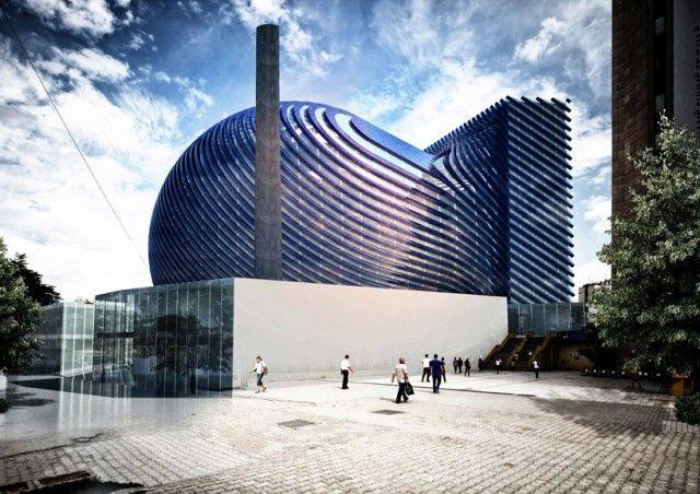 Solar Central Mosque – Fubiz™