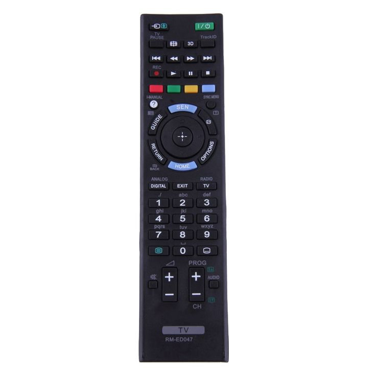 3.22$  Watch here - For Sony TV perfect replacement  Remote Control Controller  high quality Remote Control For TV For Sony TV RM-ED047   #buyonlinewebsite