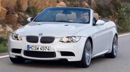 The New E93 BMW M3 Convertible