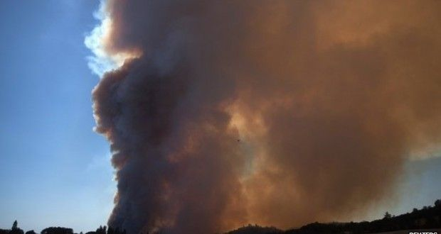 Two California wildfires threaten homes | www.Ghanafame.com