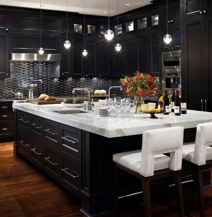 Dream Kitchen Modern: 45 Best Designer Kitchens Images On Pinterest