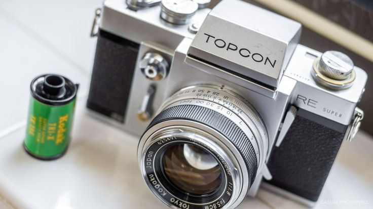 Topcon RE Super 35mm Film SLR Camera Review – The Greatest Loser – Casual Photophile