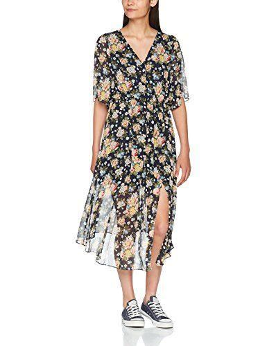 Pepe Jeans Women's Magaly Dress, Multicoloured (Multi), X... https://www.amazon.co.uk
