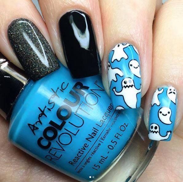 E.artistic nails