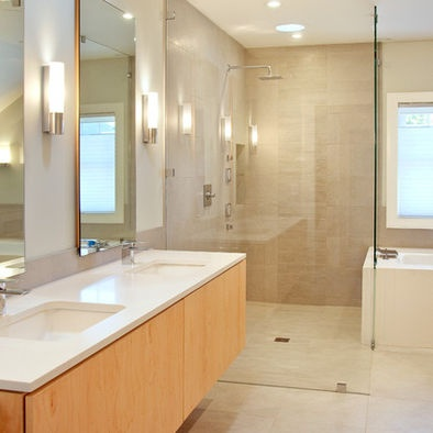 61 best images about tiny bathroom on pinterest - Stunning home interior and bathroom decoration using steam shower for less ideas ...