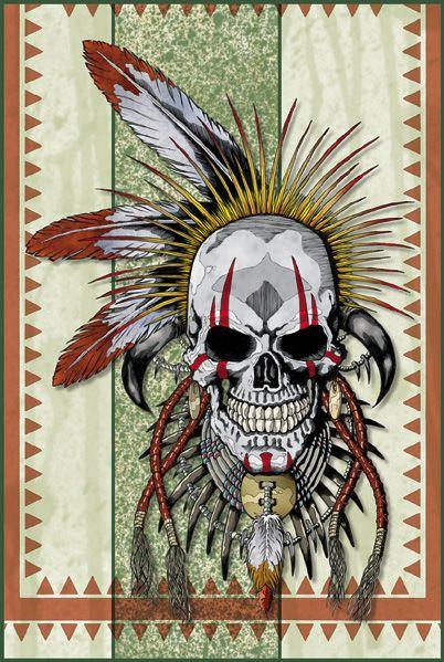 Guard Skull by Blade1158