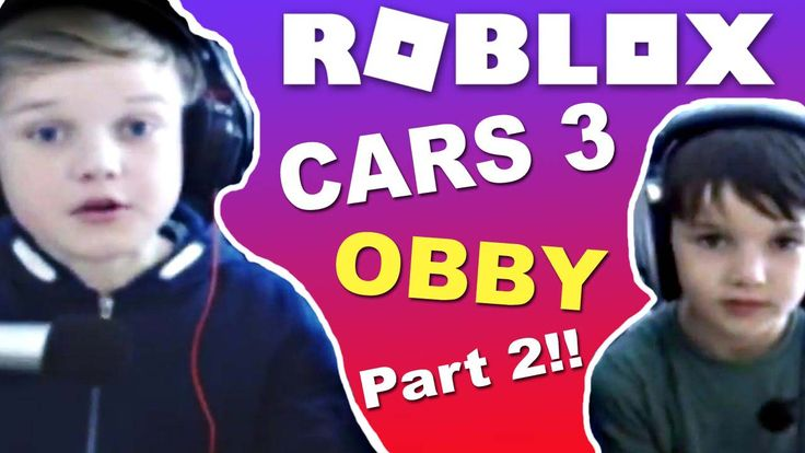 ROBLOX – CARS 3 OBBY PART 2!! Check out our Roblox Cars 3 Obby Part 2 video!! Watch the Roblox Cars 3 Obby Part 2 at the Jack and Dan TV YouTube Channel