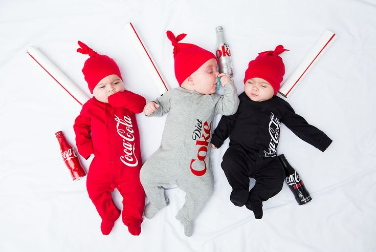 Coca-Cola  | DIY Costumes for baby